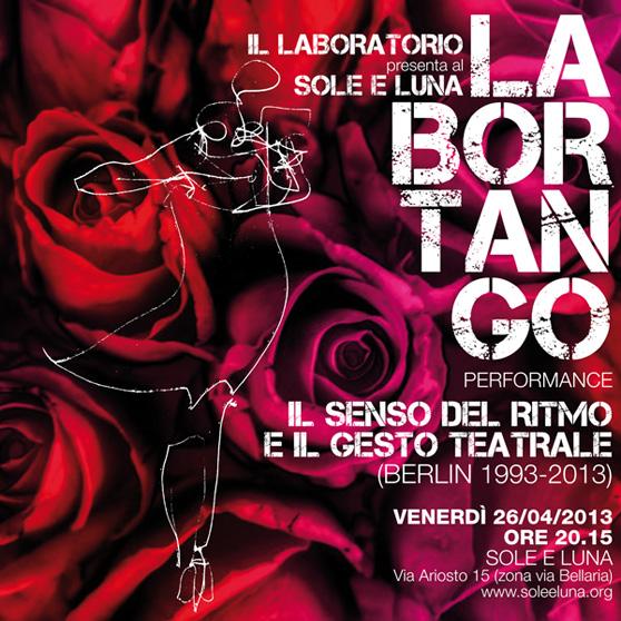 LABORTANGO performance 26-4-2013