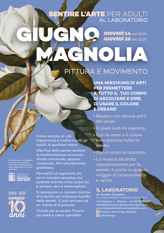 GIUGNO-MAGNOLIA-locandina